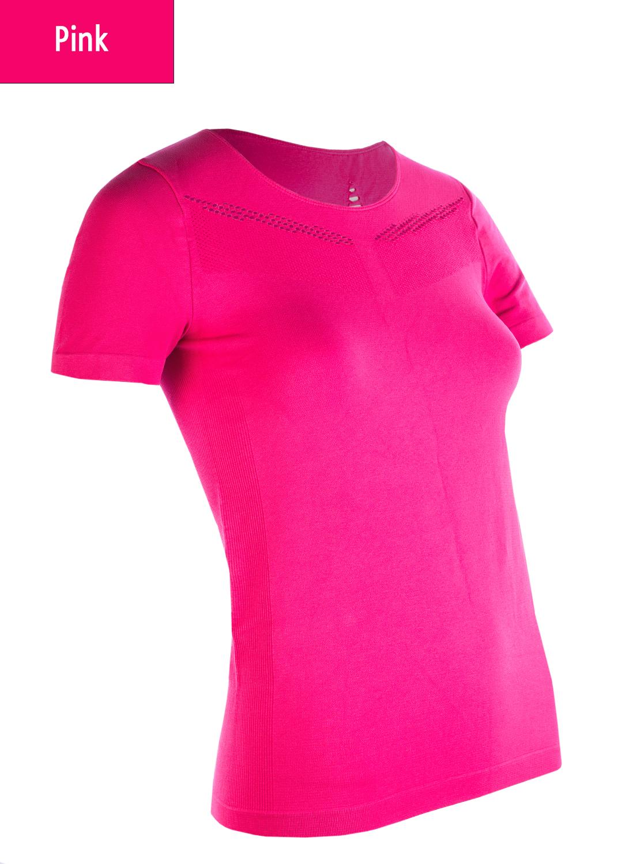 Футболки женские T-shirt manica corta sport air вид 3