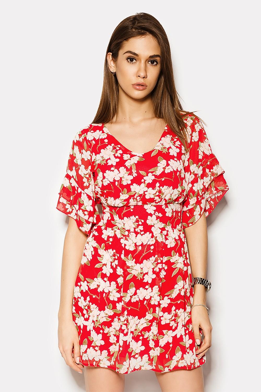 Платья платье satin crd1504-271 вид 3