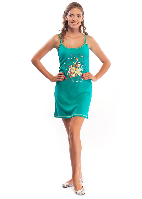 Домашняя одежда сарафан 478b