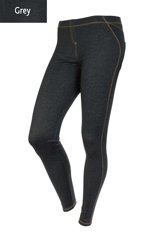 Леггинсы женские Leggy jeans model 1 вид 2