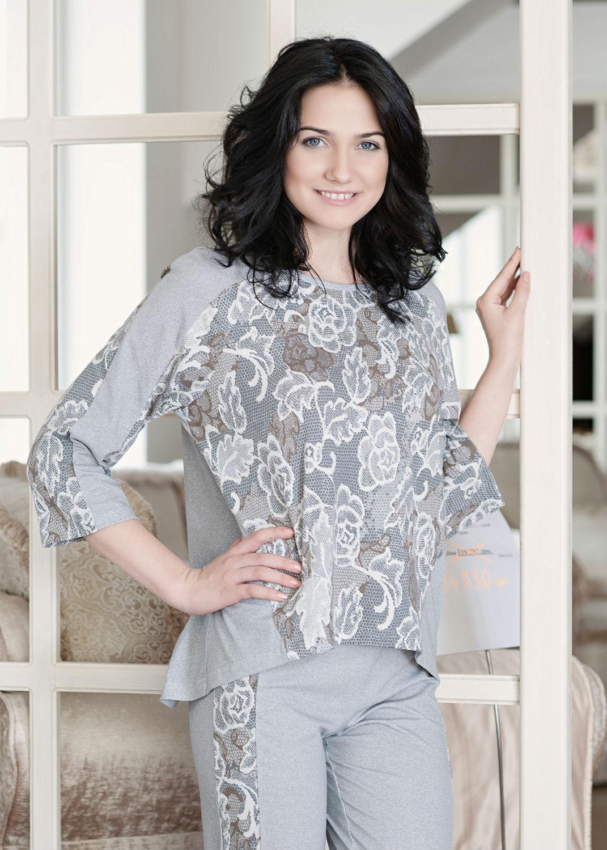 Домашняя одежда пижама женская lnp 012/002