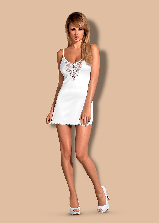 Эротическое белье Lelia CHEMISE+str купить в интернет ... - photo#44
