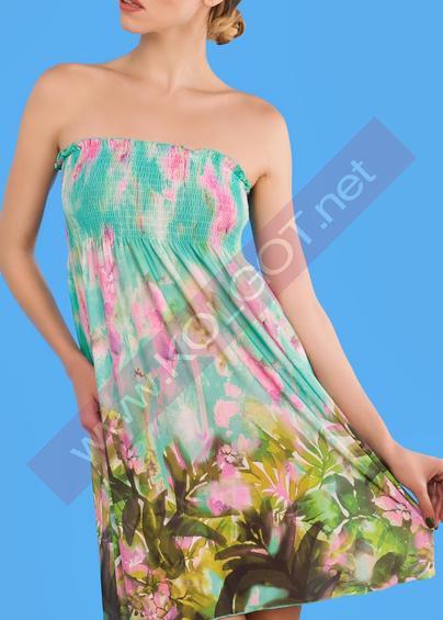 Пляжная одежда IVORY DRESS <span style='text-decoration: none; color:#ff0000;'>Распродано</span>- купить в Украине в магазине kolgot.net (фото 1)