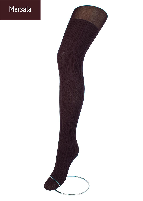 Колготки с рисунком Wilma 150 model 2 вид 3
