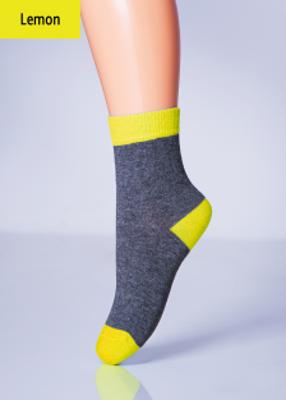 Детские носки меланж TM GIULIA KSL-015 MELANGE calzino