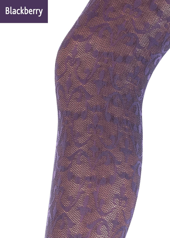 Колготки с рисунком Angela 60 model 4 вид 2