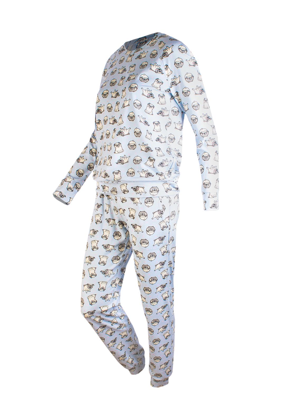 Домашняя одежда Dog pug