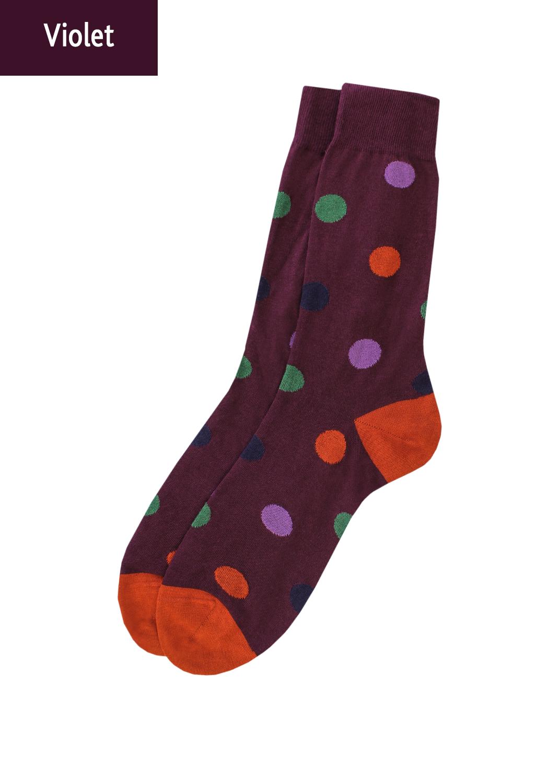 Носки мужские классические мужские носки elegant 405 вид 2
