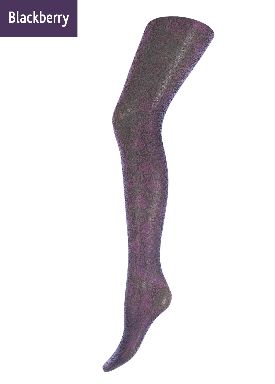 Колготки с рисунком Bella 80 model 2 вид 4