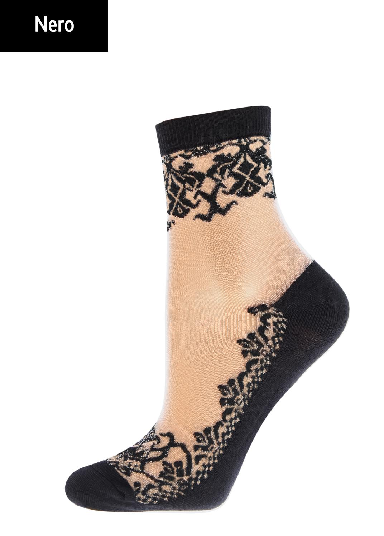 Носки женские носки wsm-005 вид 2