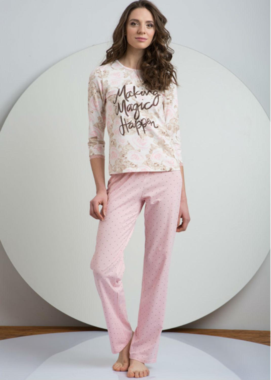 Домашняя одежда пижама женская lnp 032/002