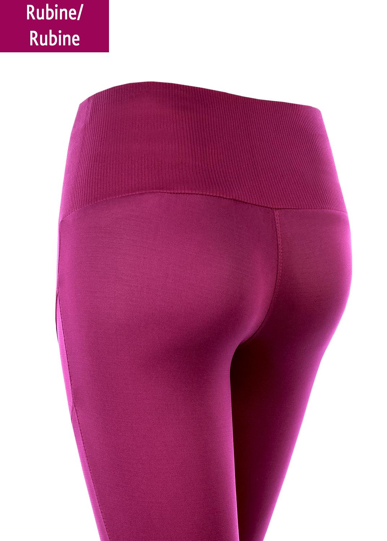Леггинсы женские Leggings sport color вид 8