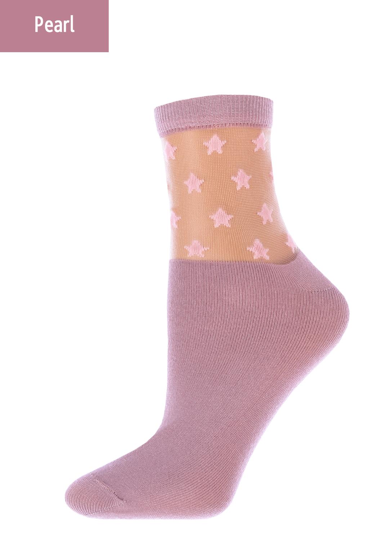 Носки женские носки wsm-006 вид 2