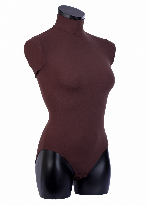 Боди женское Body lupetto manica lunga вид 4