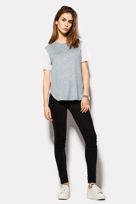 Футболки женские футболка sendi crd1507-001 вид 2