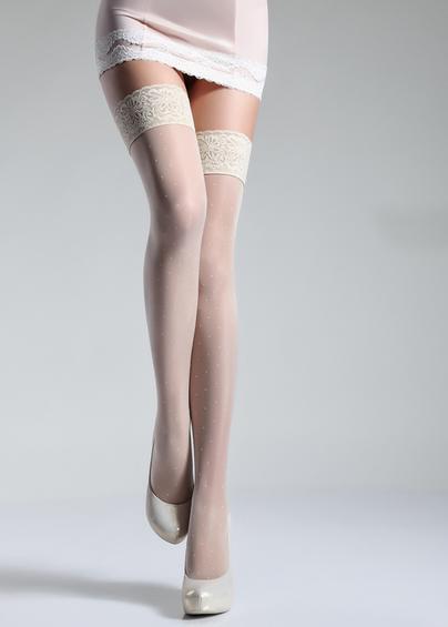 Женские чулки ALLURE 20 model 6- купить в Украине в магазине kolgot.net (фото 1)