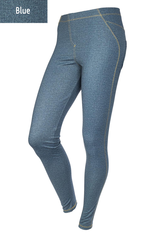 Леггинсы женские Leggy jeans model 1 вид 3
