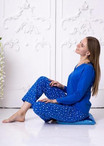 Комплект (штаны и кофта) для домашнего отдыха TM GIULIA STARS 5307/010