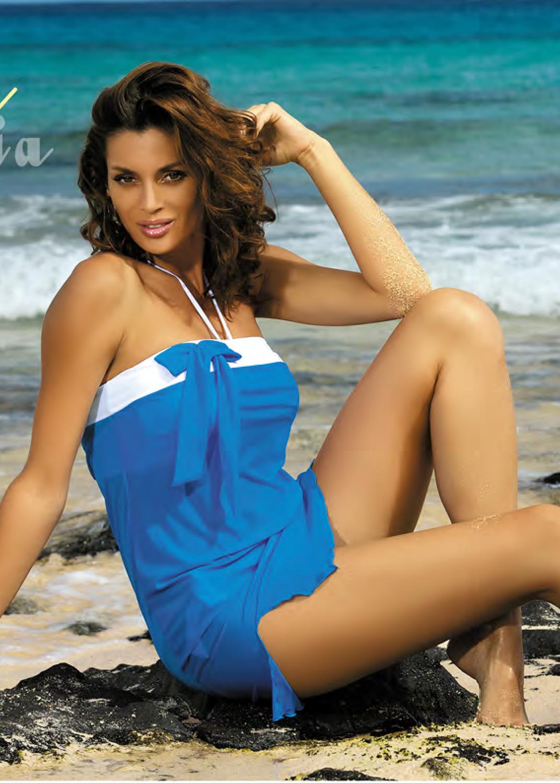 Пляжная одежда пляжное платье-парео п2323 241 mia вид 8