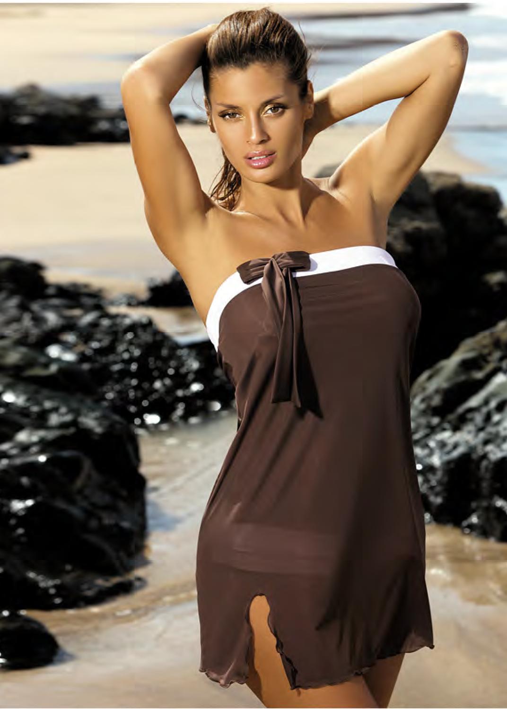 Пляжная одежда пляжное платье-парео п2323 241 mia вид 3