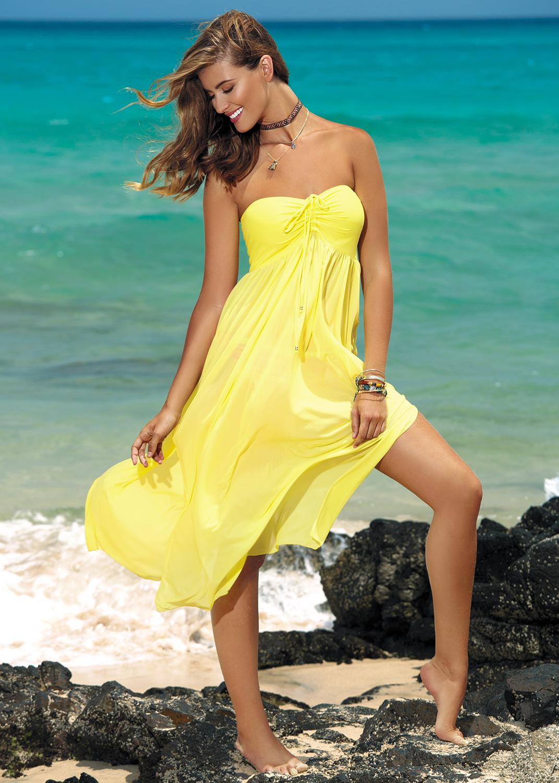 Пляжная одежда пляжное платье sukienka f43
