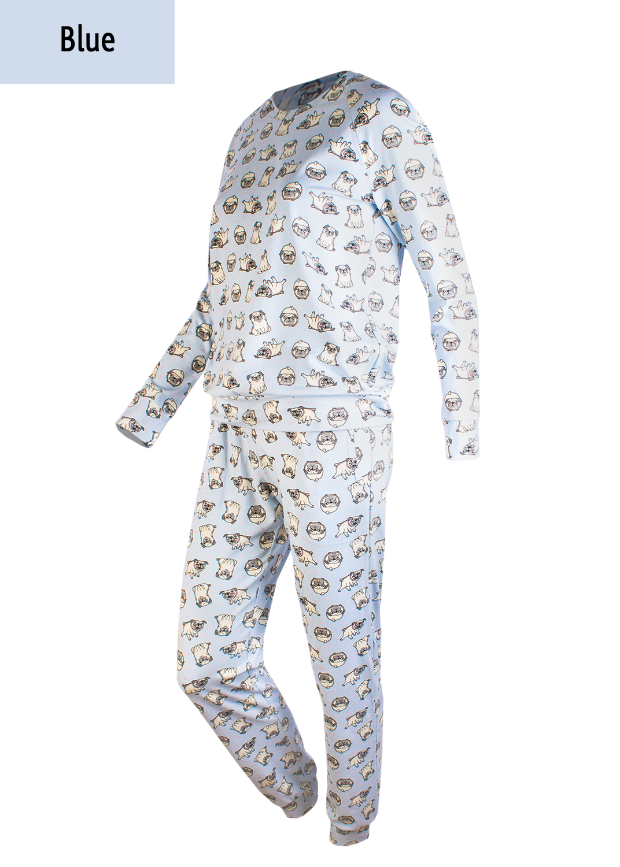 Домашняя одежда Dog pug вид 1