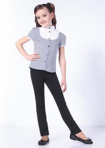 Детские Леггинсы-брюки без рисунка ТМ GIULIA UNIVERS TEEN GIRL