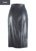 PENCIL SKIRT LEATHER 01 model 1 (фото 9)