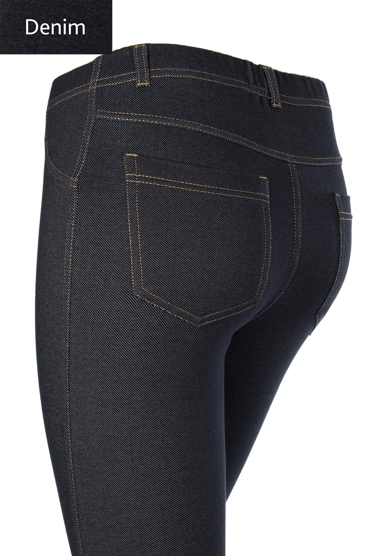 Леггинсы женские Leggy jeans model 4 вид 2