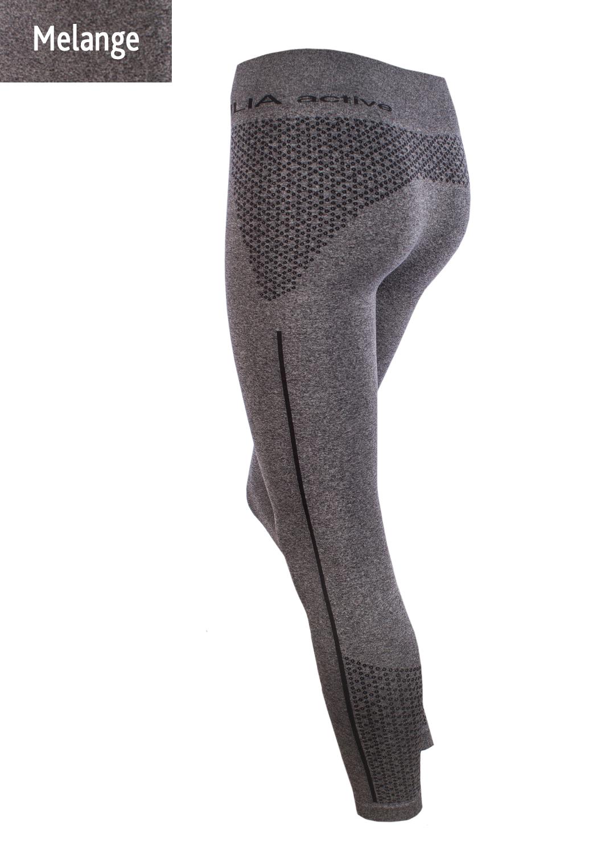 Леггинсы женские Leggings sport melange model 2 вид 2
