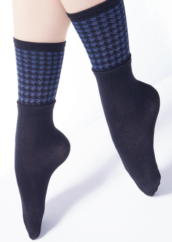 Носки женские Dual model 4 вид 5