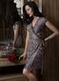 Домашняя одежда 6706 халат  Anabel Arto - купить в Украине в магазине kolgot.net (фото 2)