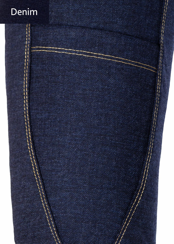 Леггинсы женские Capri jeans model 1 вид 2