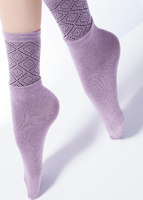 Носки женские Dual model 1 вид 4