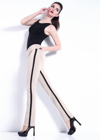 Брюки женские LEGGY STRIPE model 2 - купить в Украине в магазине kolgot.net (фото 1)