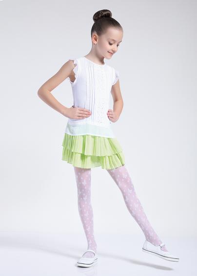 Детские колготки LINA 20 model 4- купить в Украине в магазине kolgot.net (фото 1)