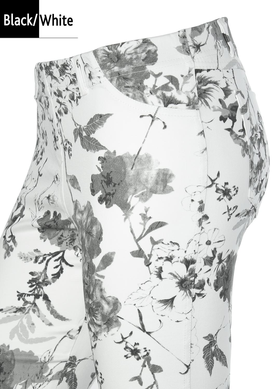 Леггинсы женские Leggy print model 1 вид 1