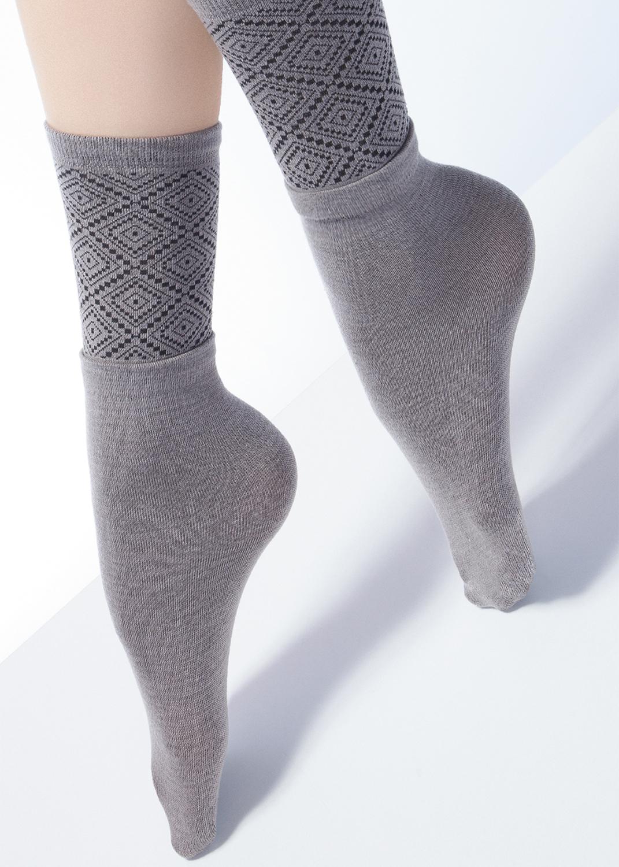 Носки женские Dual model 1 вид 2
