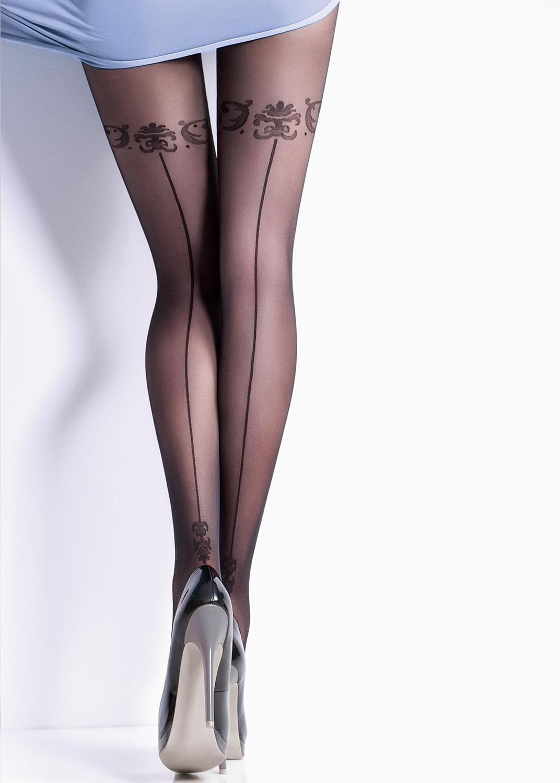 Колготки с рисунком Safina 20 model 5