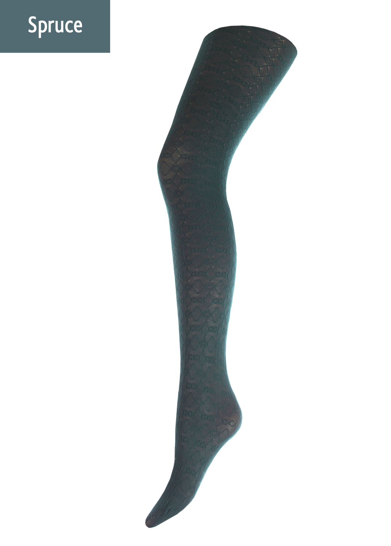 Колготки с рисунком Solana 80 model 3 вид 3