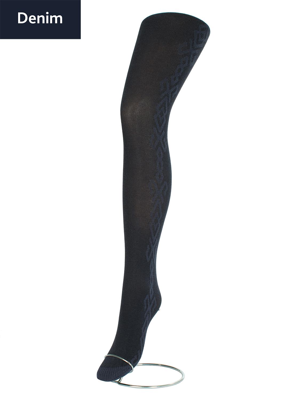 Колготки с рисунком Tina 150 model 5 вид 4