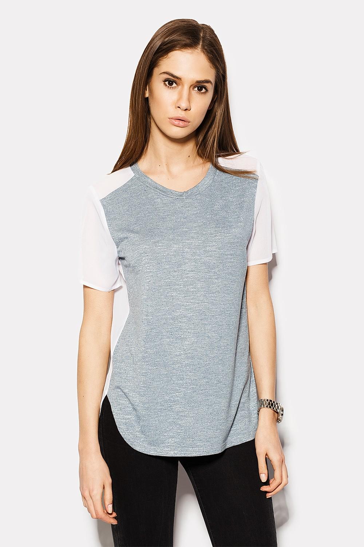 Футболки женские футболка sendi crd1507-001