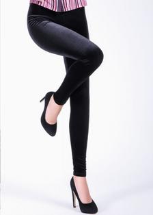 Леггинсы женские LEGGY VELVET 01 - купить в Украине в магазине kolgot.net (фото 1)