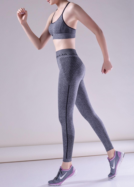 Леггинсы женские Leggings sport melange model 2