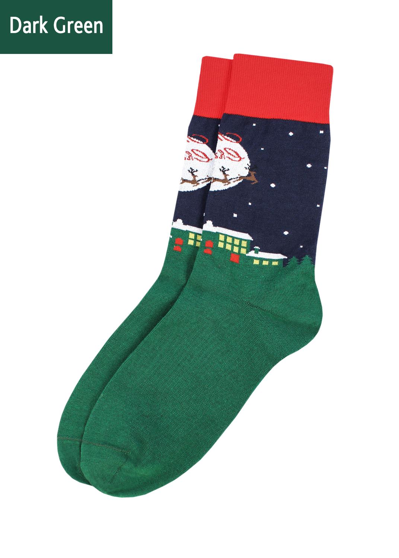 Носки мужские мужские носки comfort new year model 2