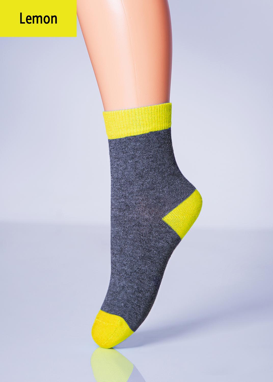 Детские носки Ksl-015 melange вид 2