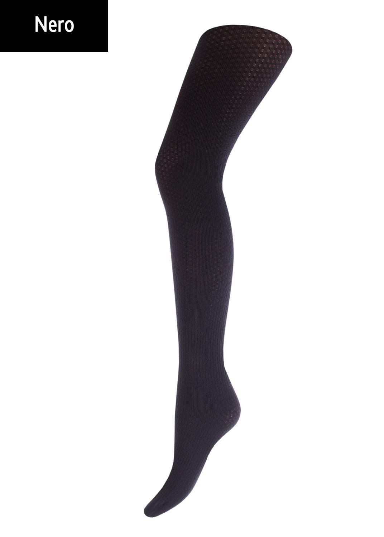 Колготки с рисунком Tiffani 80 model 7 вид 3