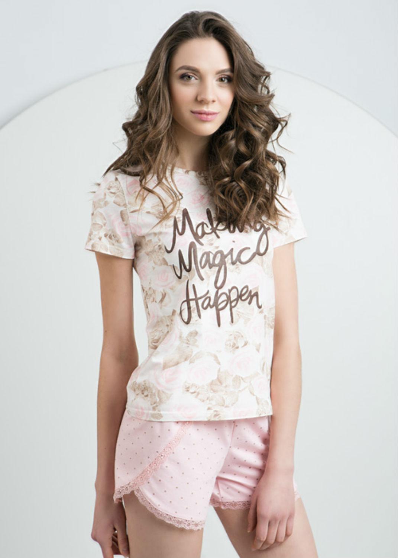 Домашняя одежда пижама женская lnp 029/002