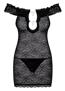 Эротическое белье DIAMOND CHEMISE - купить в Украине в магазине kolgot.net (фото 2)
