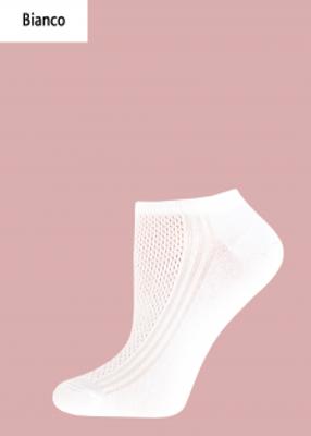 Укороченные женские носки c перфорацией TM GIULIA WTRS-004 calzino